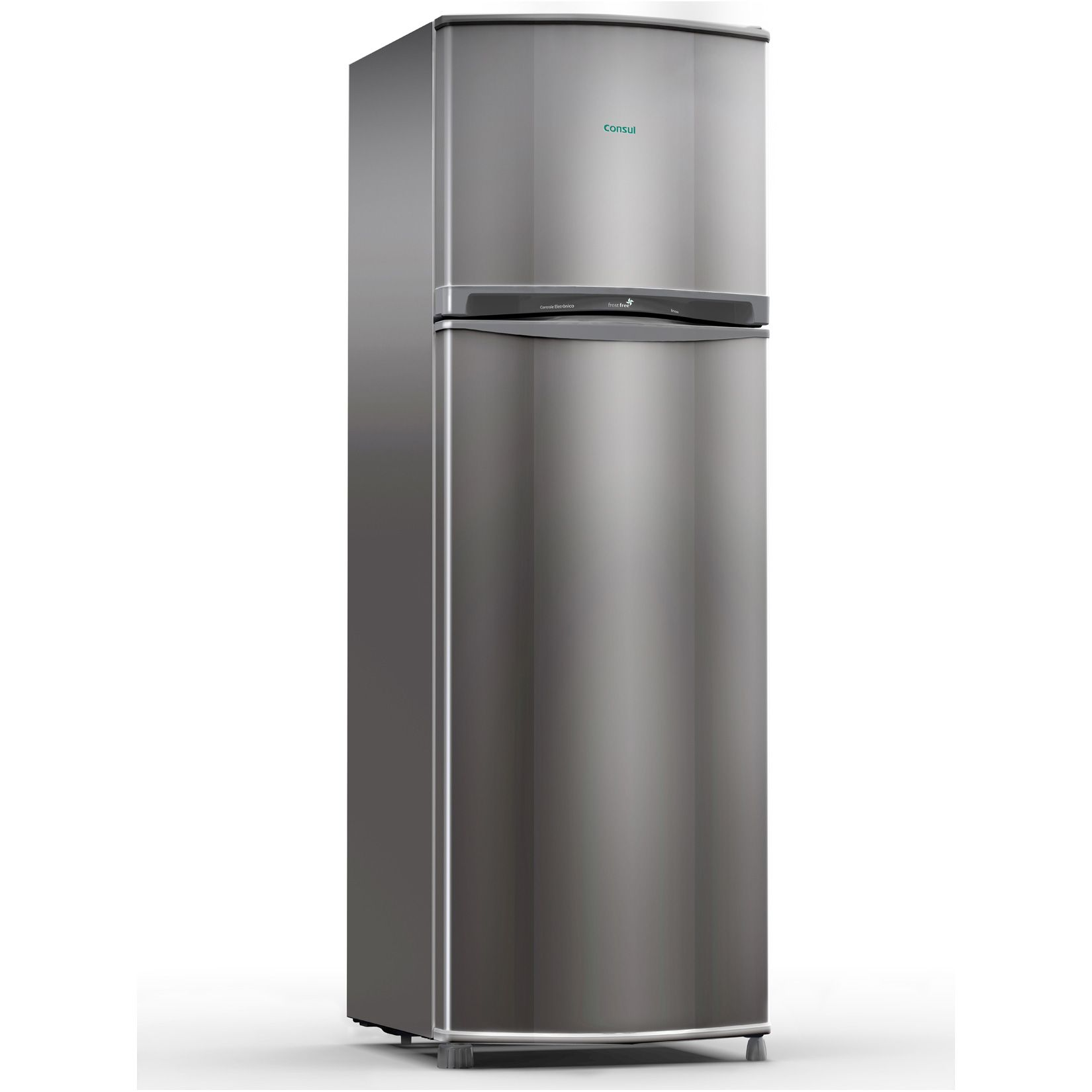 Geladeira consul frost free 263l cor inox for What was a consul