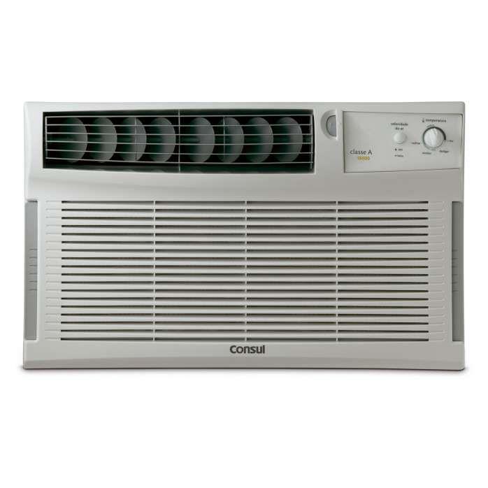 Ar Condicionado Janela Quente Frio Mecanico 18 000 Btu Consul