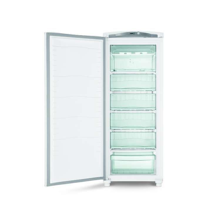 Freezer vertical consul 231l c controle de temperatura - Temperatura freezer casa ...