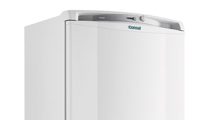 Freezer vertical consul 246l c controle de temperatura for Temperatura freezer