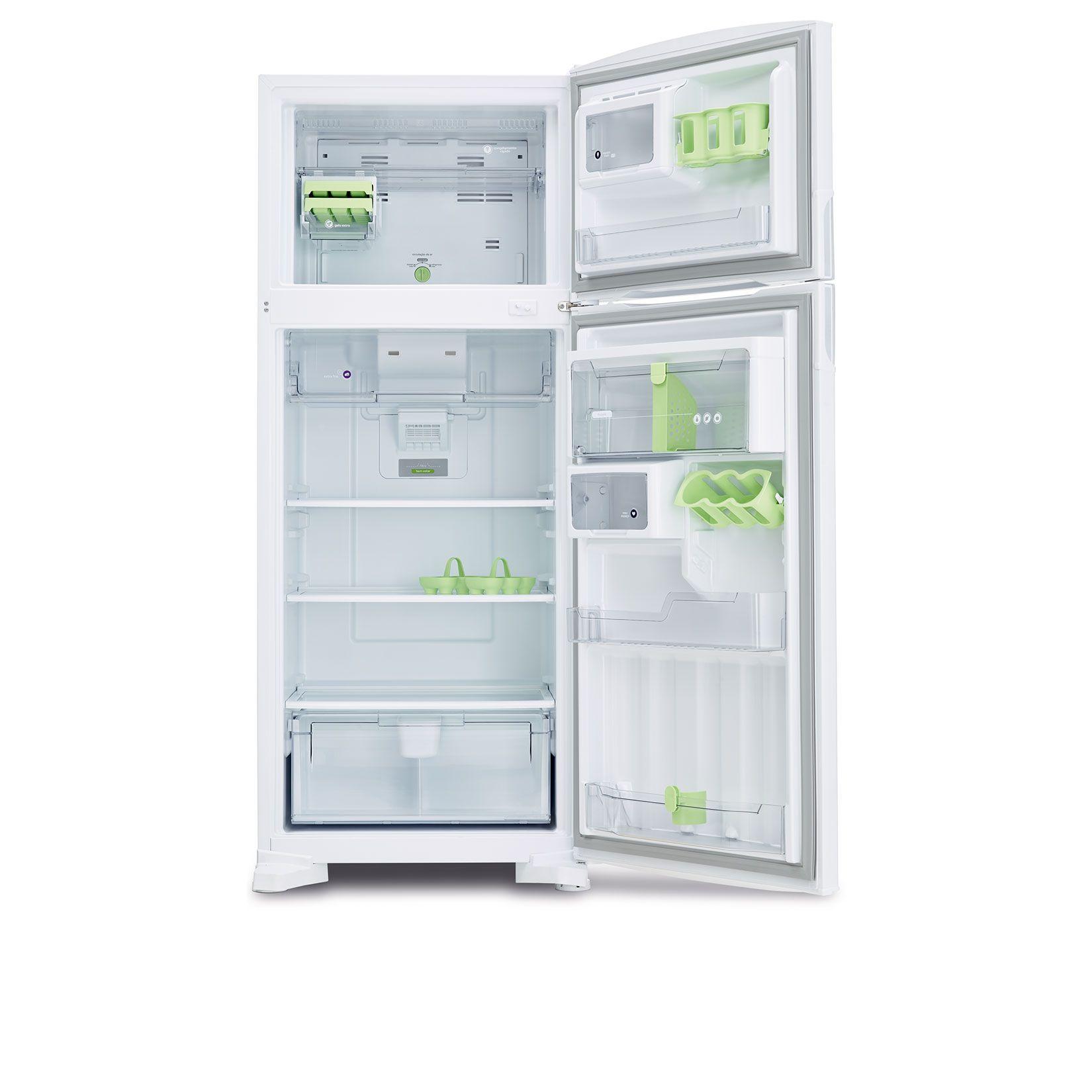 4eb7094e0 Geladeira Consul Frost Free Duplex 405 litros Branca