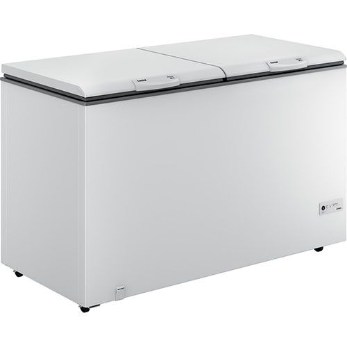Freezer horizontal branco CHB53EB