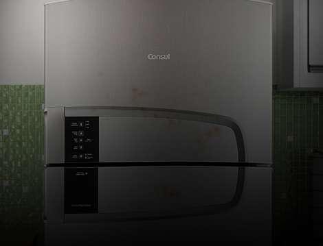 ab5d2afc8 Sua geladeira de Evox sujou  Ihhh agora